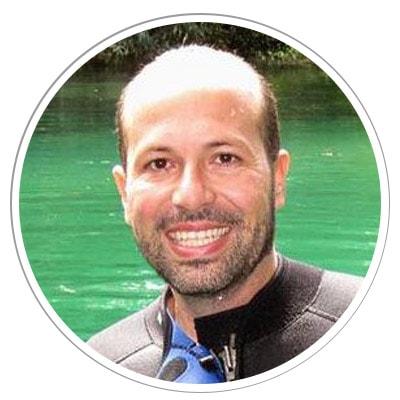 Mauricio, autor do blog Viagens Possíveis.