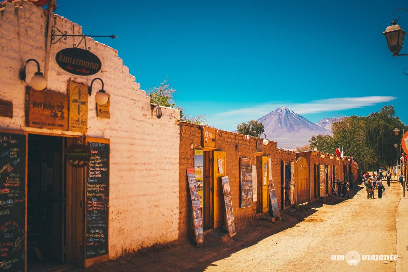 San Pedro de Atacama, Chile   Foto: Robson Franzói @blogumviajante