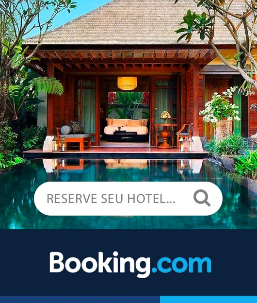 Reserve seu Hotel no Booking!