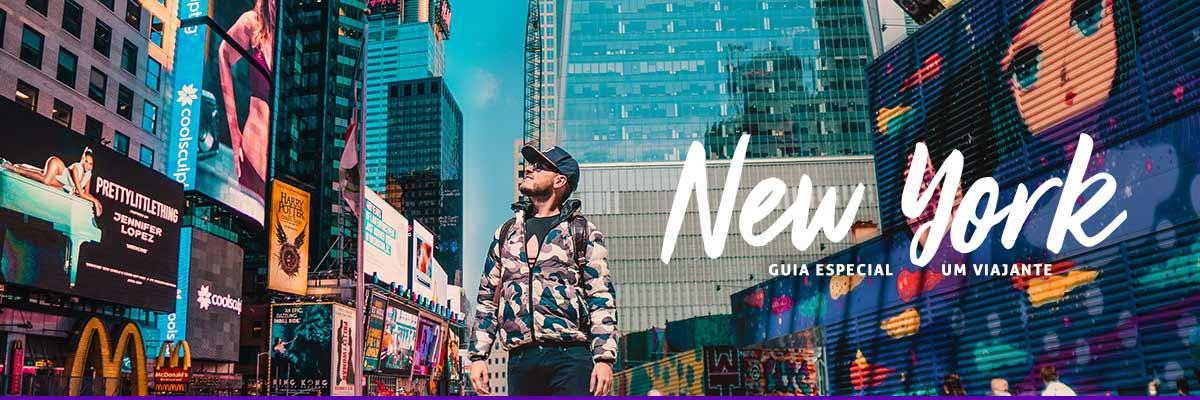 Nova York - Guia Um Viajante