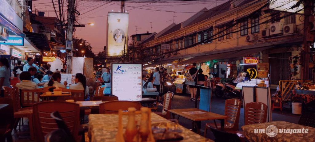 Vídeo Bangkok - Tailândia
