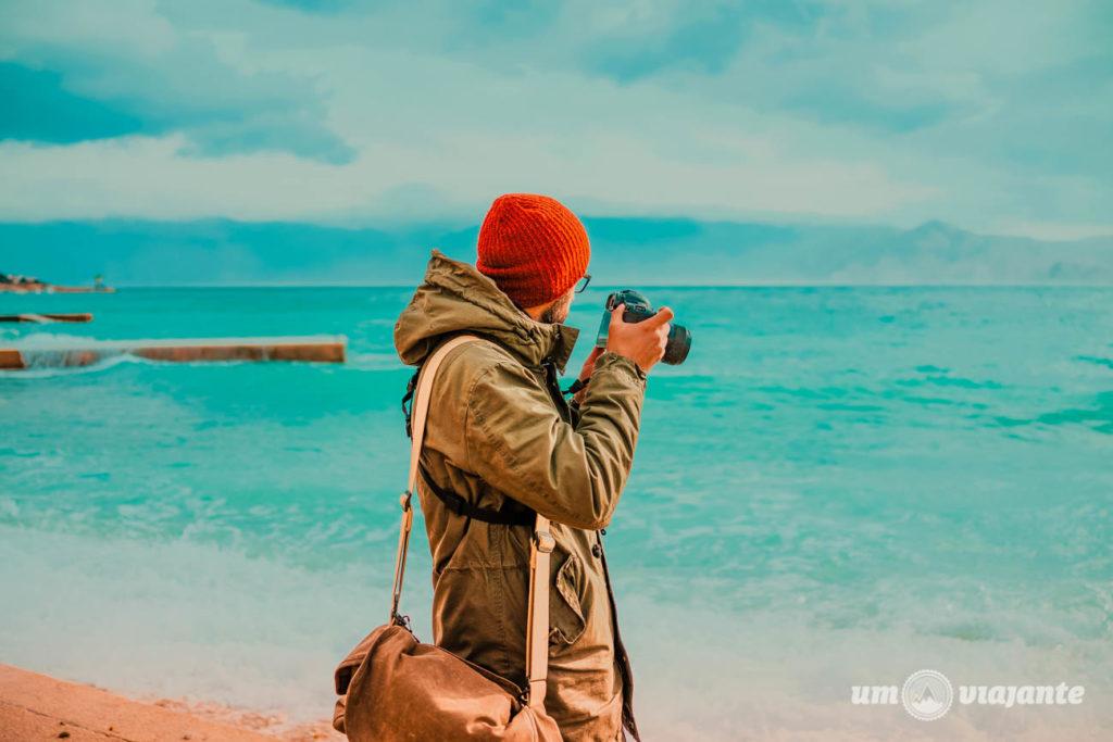 Melhor Câmera para Viajar