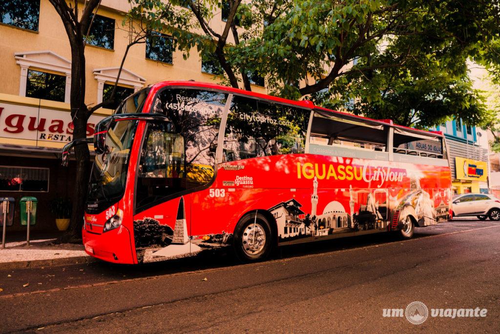 Como é o City Tour em Foz do Iguaçu