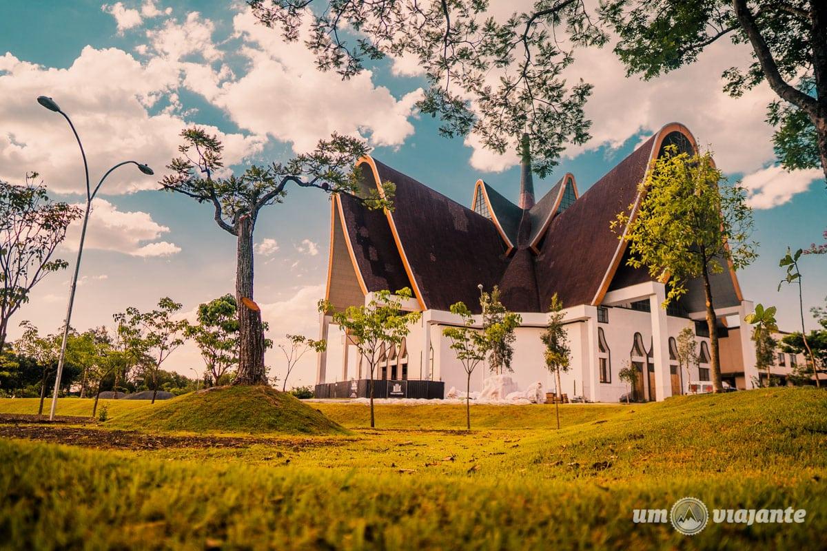Catedral Nossa Senhora de Guadalupe - Foz do Iguaçu