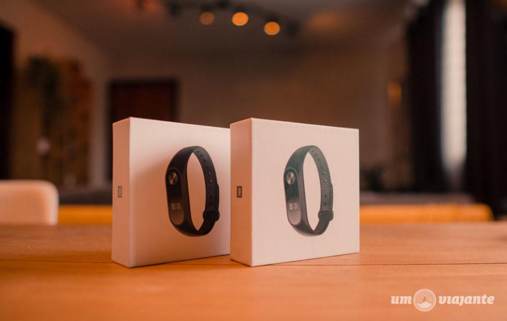 Xiaomi Mi Band 2 - Compras no Paraguai: vale a pena?