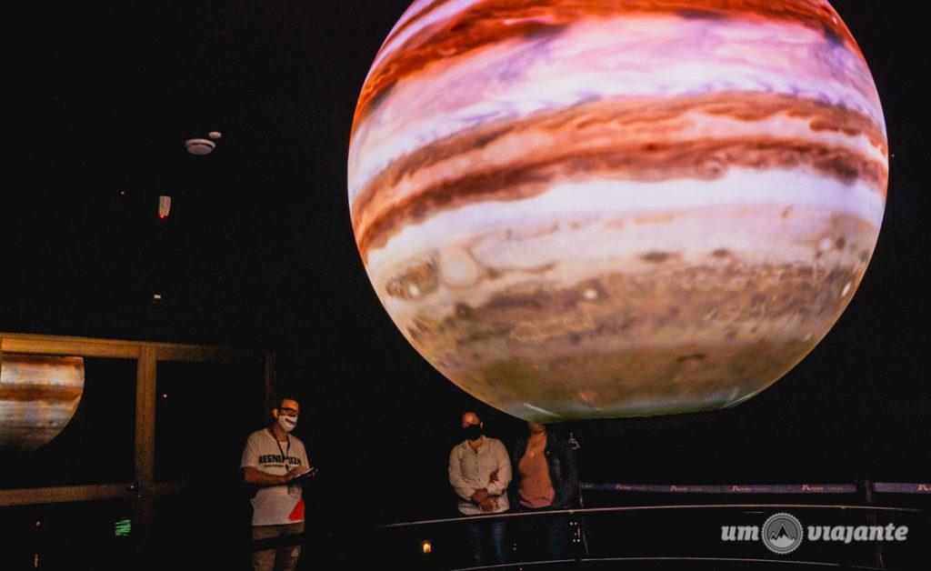Ciência na Esfera - Ecomuseu - Foz do Iguaçu