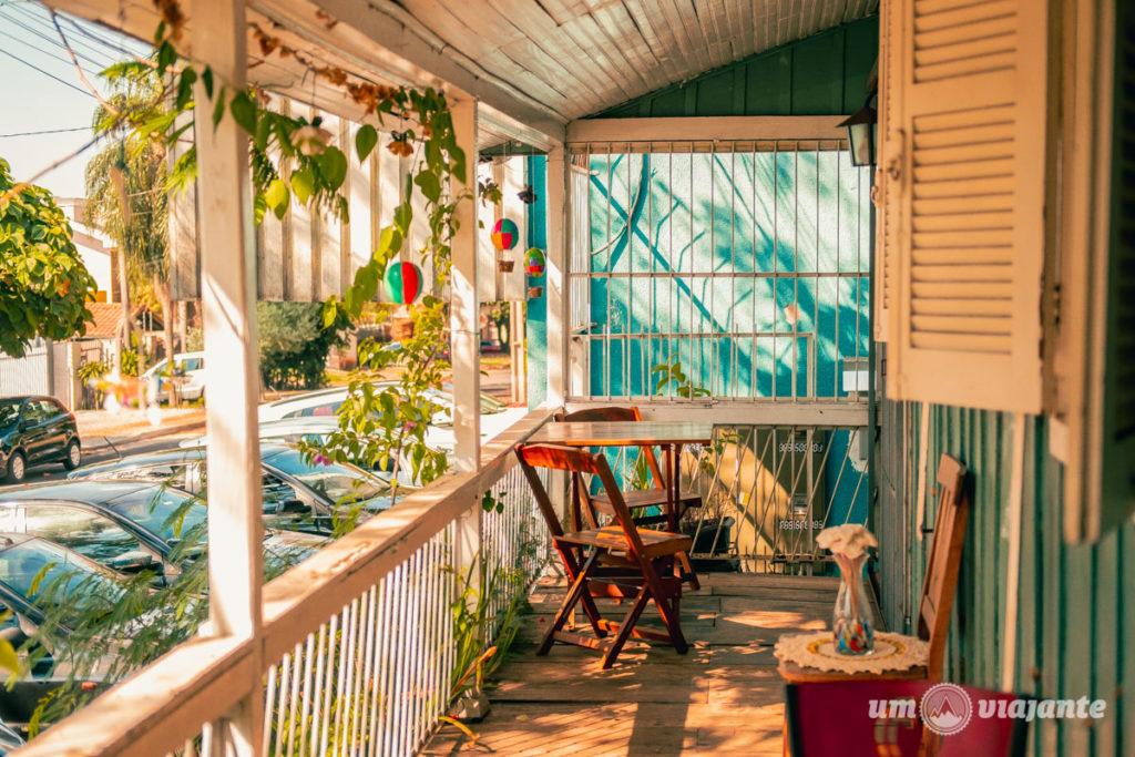 Almoço e Jantar em Foz do Iguaçu: Empório com Arte
