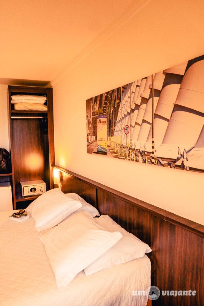 Hotel Bogari em Foz do Iguaçu, Paraná