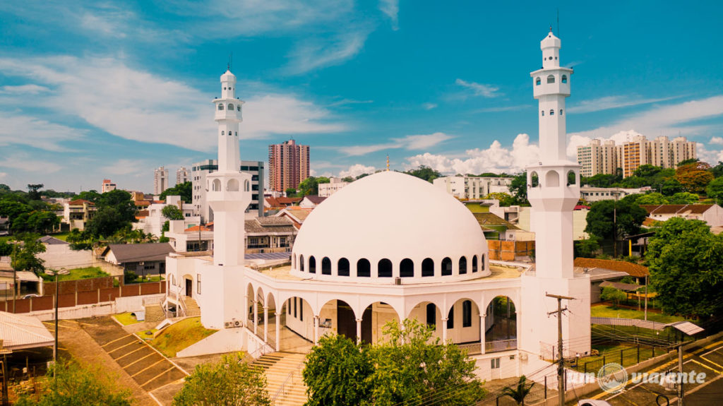 Mesquita Omar Ibn al Khatab - Mesquita de Foz do Iguaçu