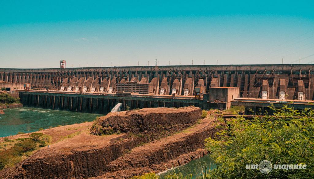 Passeio Panorâmico Itaipu - Foz do Iguaçu
