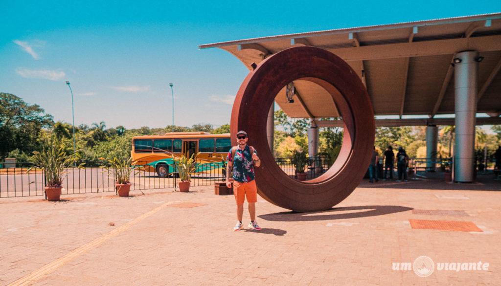 Centro de Recepção de Visitantes - Itaipu