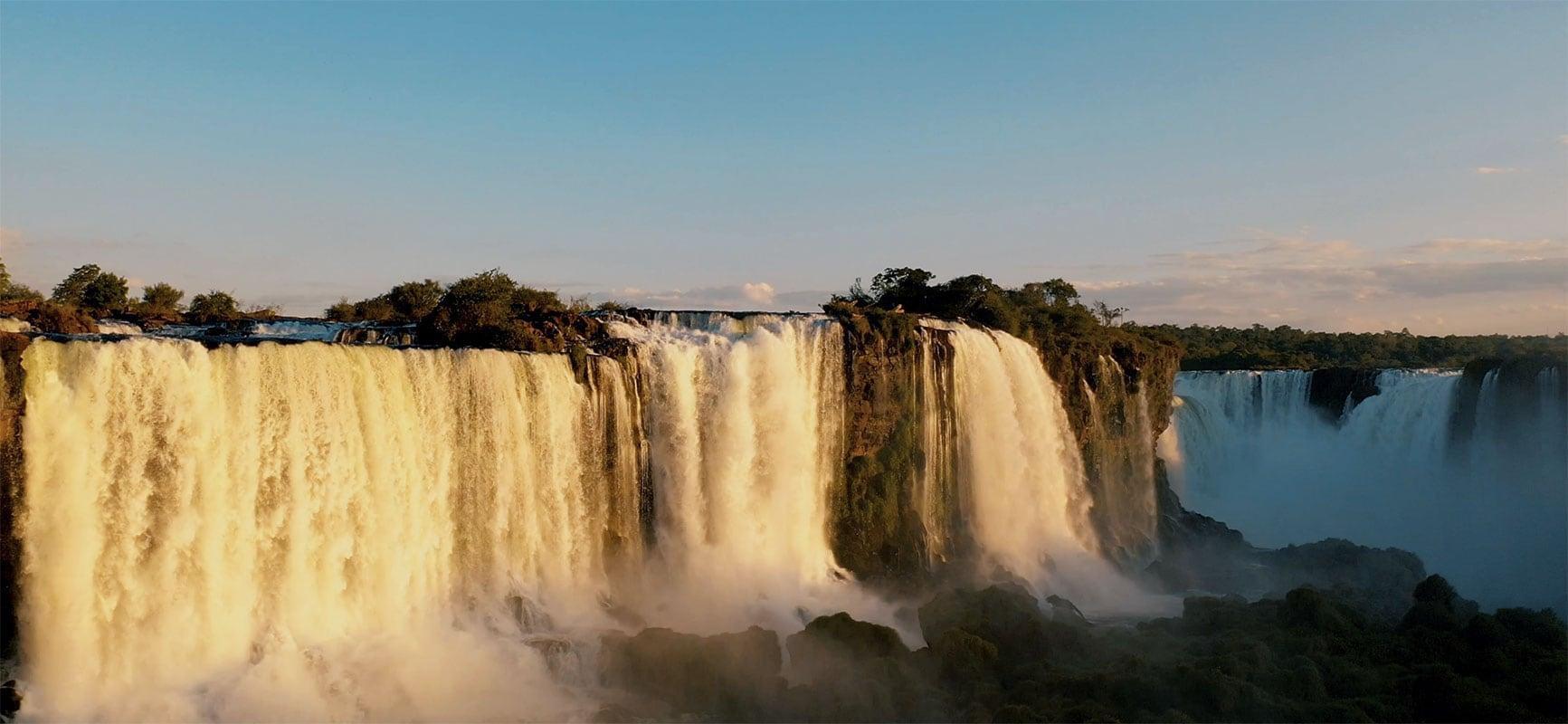 Cataratas do Iguaçu - Foz do Iguaçu - Paraná, Brasil