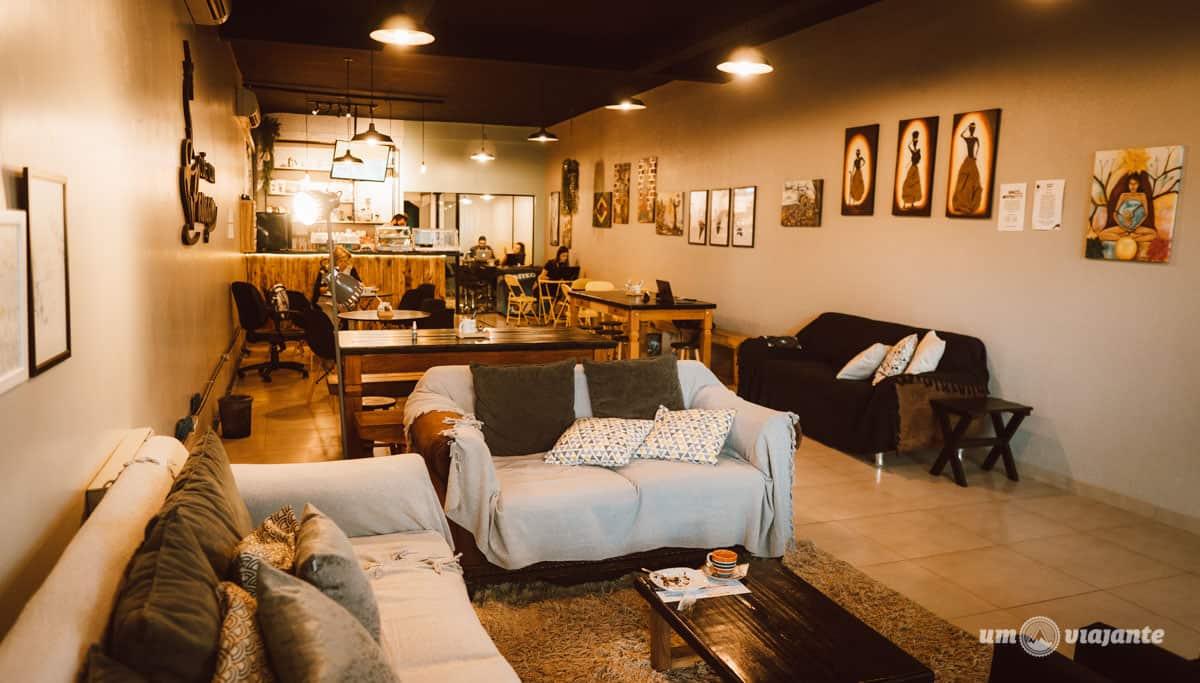 Café com Passagem - Foz do Iguaçu
