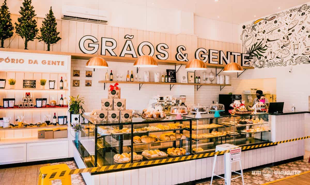 Café Grãos e Gente - Foz do Iguaçu
