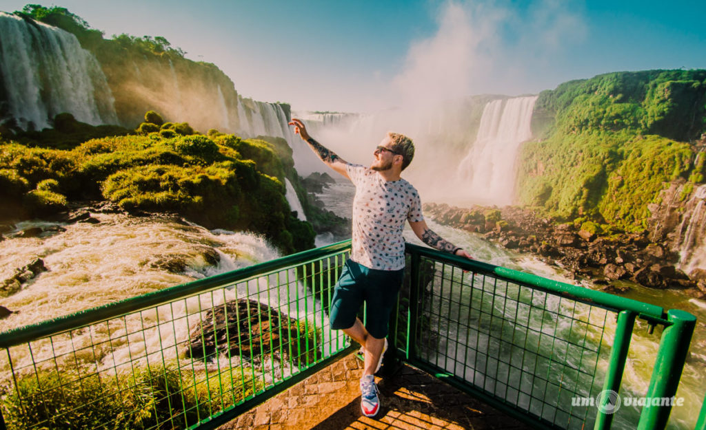 Catataras do Iguaçu: onde fica e como chegar - Foz do Iguaçu, Paraná