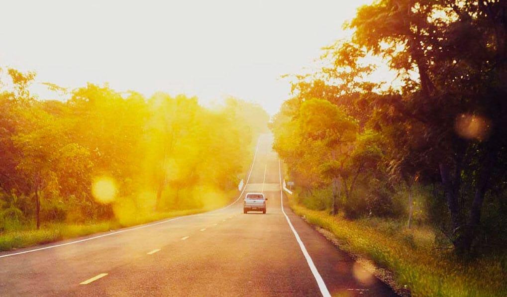 Viajar de carro para Foz do Iguaçu