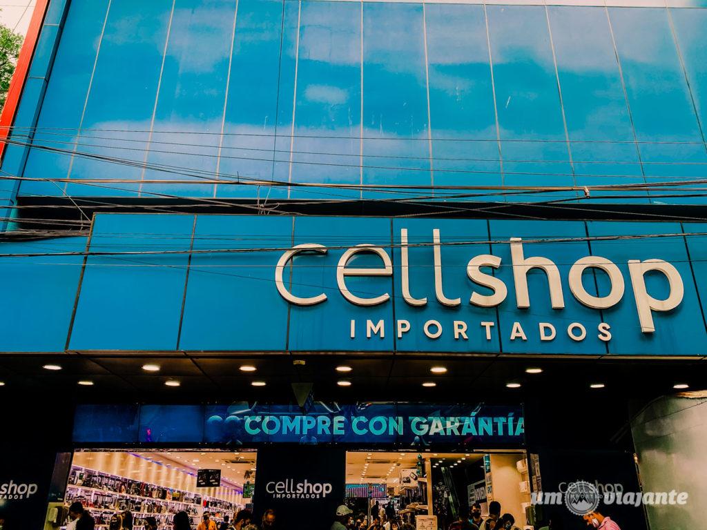 Cellshop - Compras no Paraguai