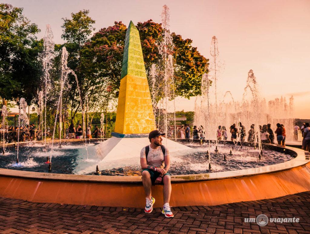 Marco das Três Fronteiras: vale a pena visitar? Foz do Iguaçu