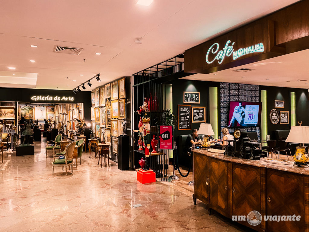 Monalisa - Compras no Paraguai