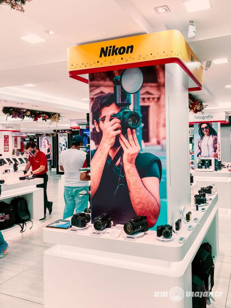 Nissei - Compras no Paraguai
