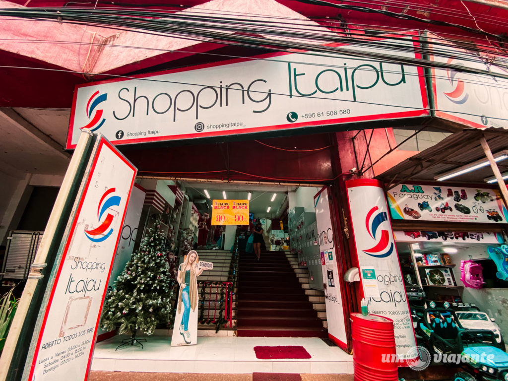 Shopping Itaipu - Compras no Paraguai