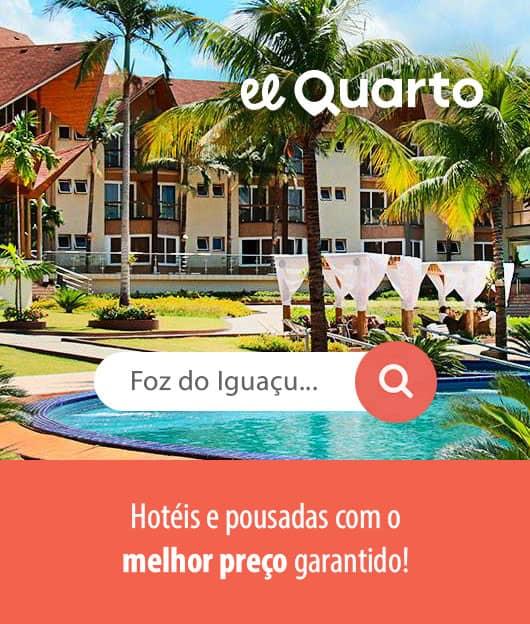 Reserve seu hotel em Foz no El Quarto