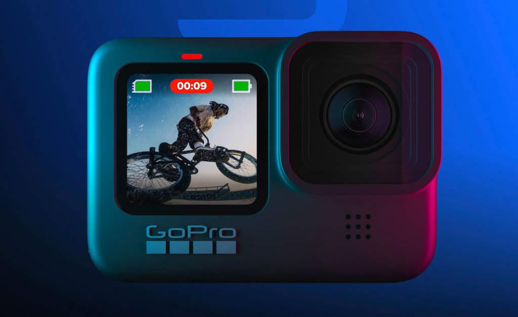 GoPro 9 - Estabilização de imagem - HyperSmooth