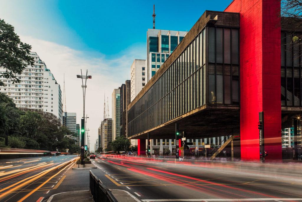 Melhores hotéis perto da Avenida Paulista