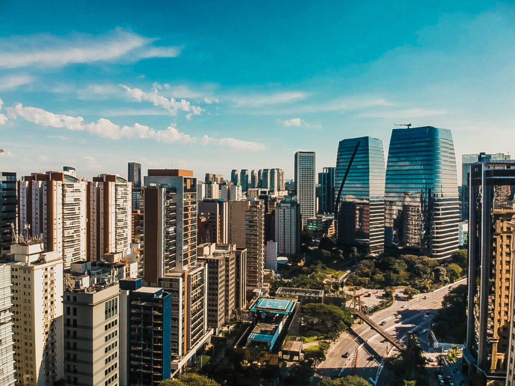 Melhores hotéis no Itaim Bibi - São Paulo