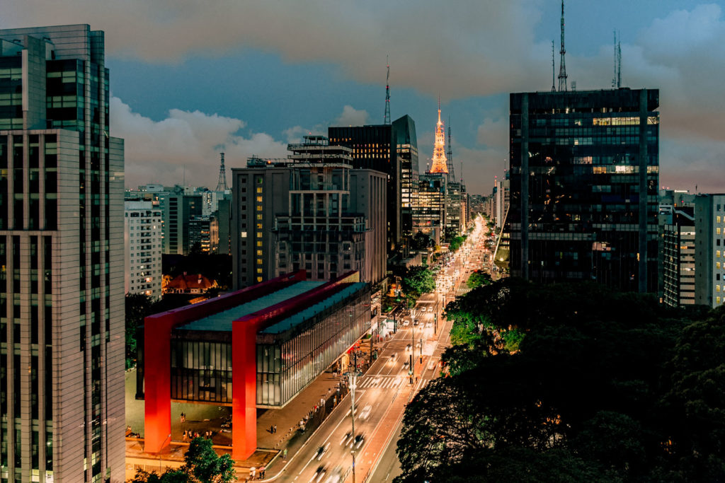 Dicas de hotéis perto da Avenida Paulista