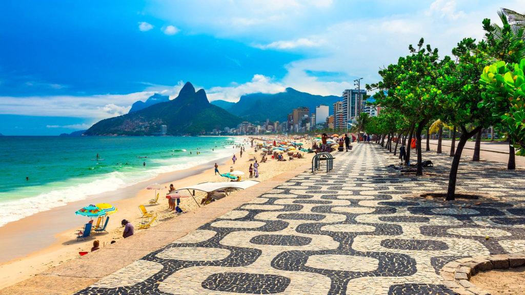Praia de Ipanema - Onde ficar no Rio de Janeiro