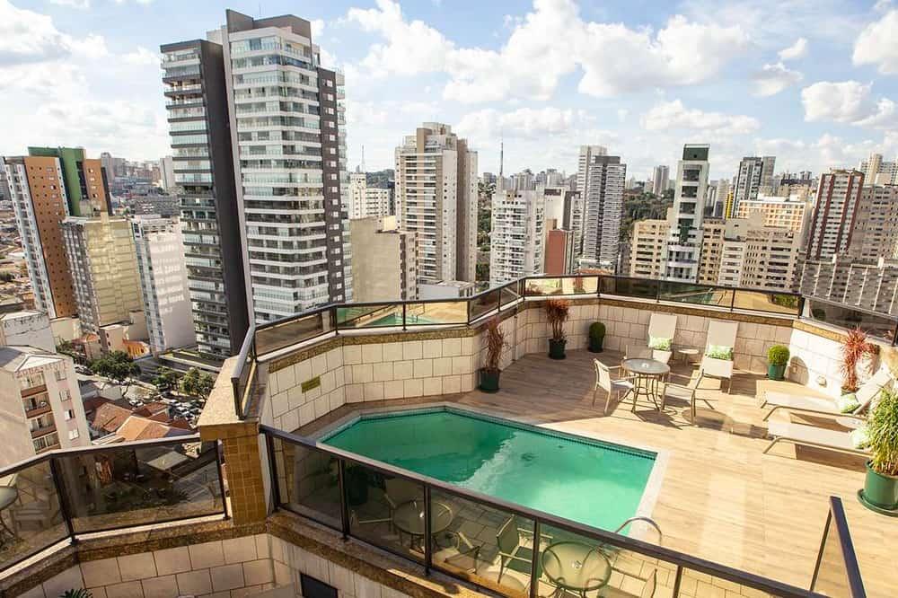 Golden Tower São Paulo by Fênix Hotéis