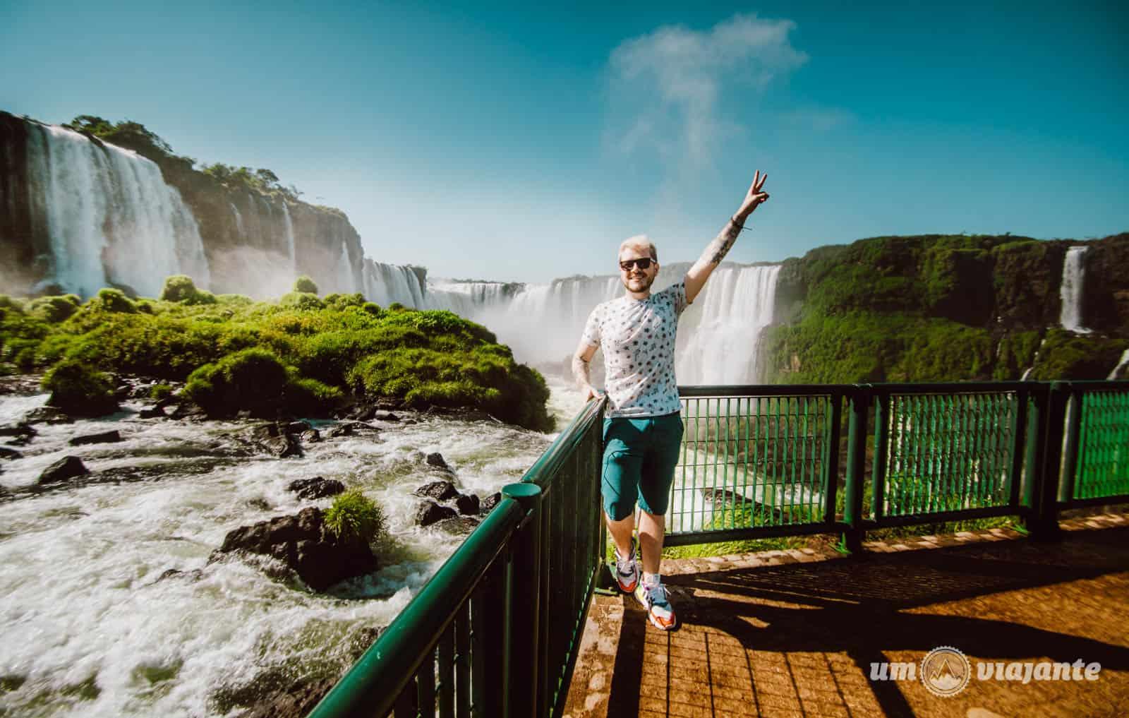 Roteiro de 3 dias Foz: Cataratas do Iguaçu - DIA 1
