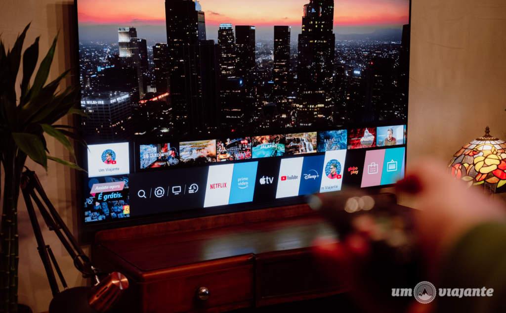 LG OLED 55 CX webOS 5.0