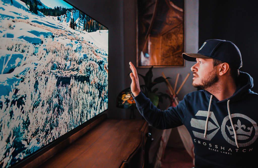 LG OLED CX: Dolby Vision, HDR10 e 4K Upscaling