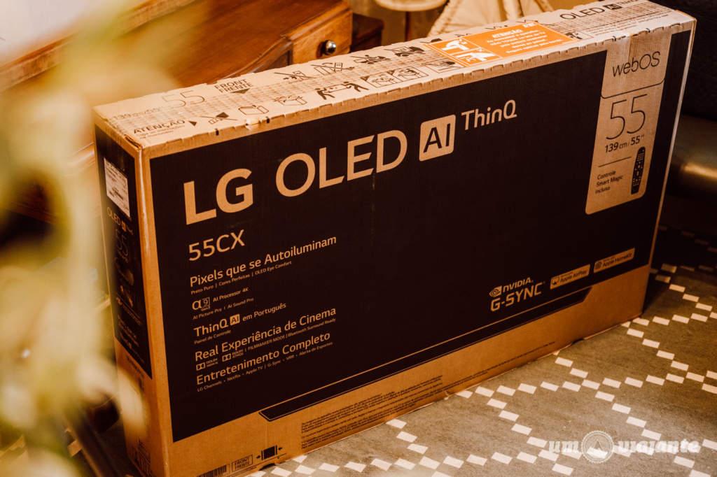 LG OLED CX vale a pena comprar em 2021