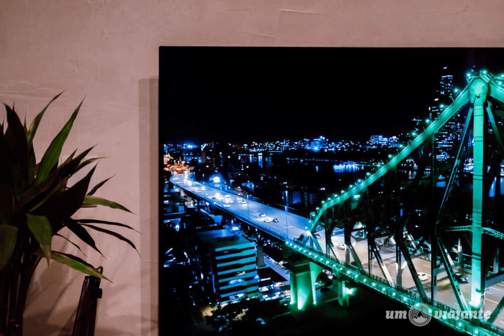 LG OLED CX - Qualidade de imagem